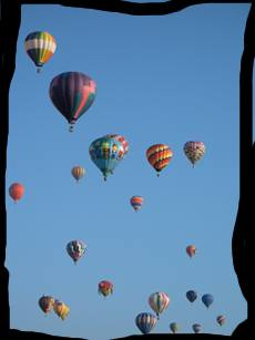Photo Copyright Terrah Lozano, International Baloon Fiesta New Mexico, USA