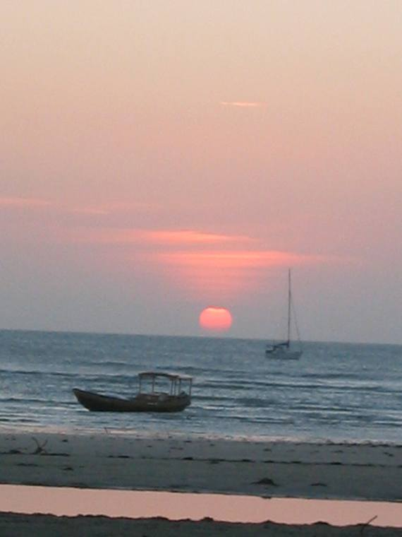 Photo Copyright Terrah Lozano 'Dusk Arrives' Jericoacoara, Brazil