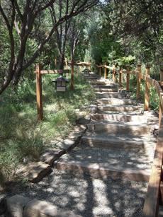 Photo Copyright Terrah Lozano 'The Way' Santa Fe, NM USA