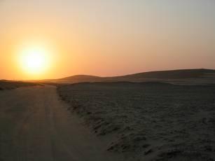 Photo Copyright Terrah Lozano 'Ultimate Desert Sunset' Jericoacoara, Brazil